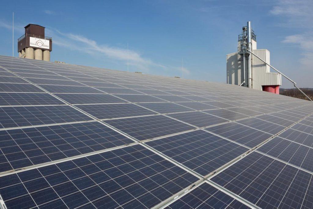 Photovoltaik auf unserem Dach in Größ-Schweinbarth