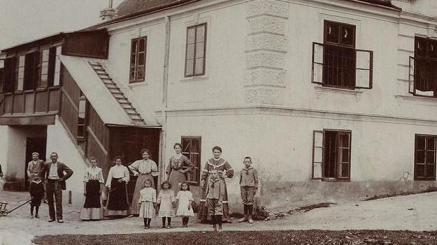 Unsere alte Mühle