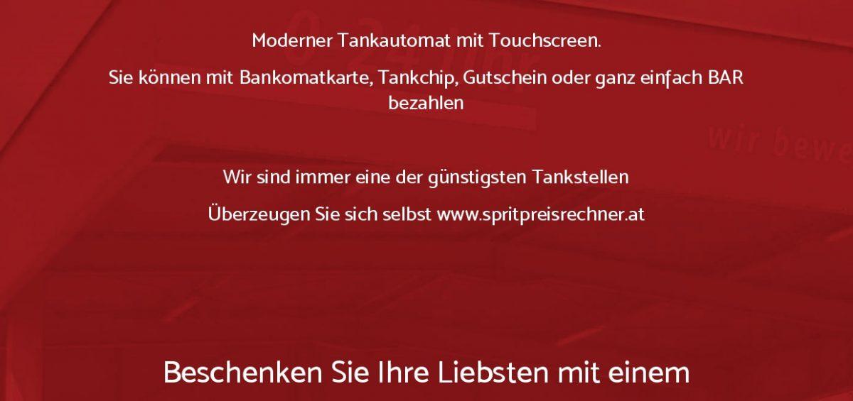 Tankgutschein 24 Stunden Tanken in Gänserndorf